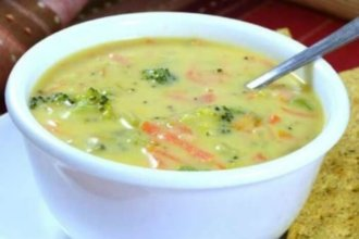The 3-Day Soup Cleanse: Support to reduce inflammation, belly fat, and disease!